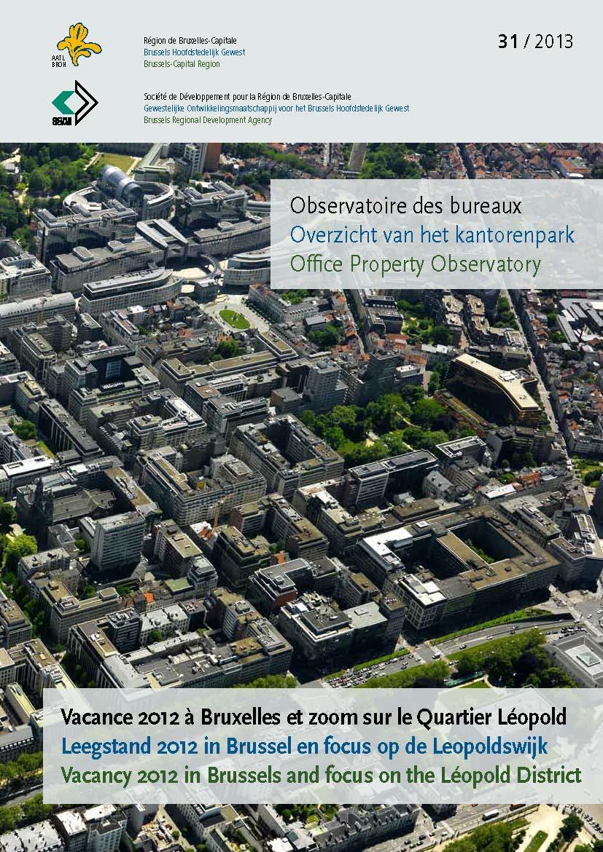 Overzicht van het kantorenpark nr 31
