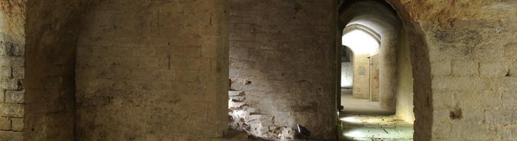 De archeologische site en het museum van de Coudenberg