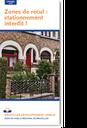 De info-folders van Stedenbouw: inspringstroken geen parkeerruimte